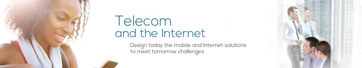 Telecom and Internet