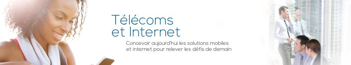 Télécoms et Internet